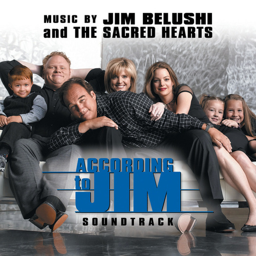 According To Jim by Jim Belushi And The Sacred Hearts