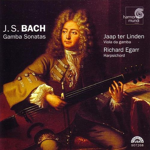 Gamba Sonatas by Johann Sebastian Bach