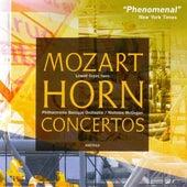 Horn Concertos, Rondeau K.371, Rondo K.514 by Wolfgang Amadeus Mozart