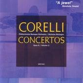 Concerti Grossi Opus 6, Nos. 7-12 by Arcangelo Corelli