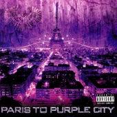 Paris To Purple City by Purple City