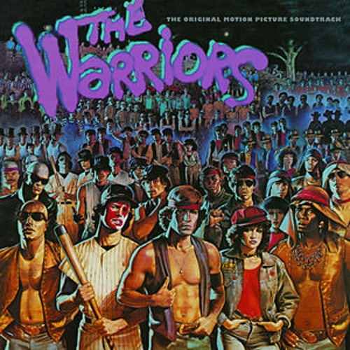 The Warriors Original Motion Picture Soundtrack by Various Artists