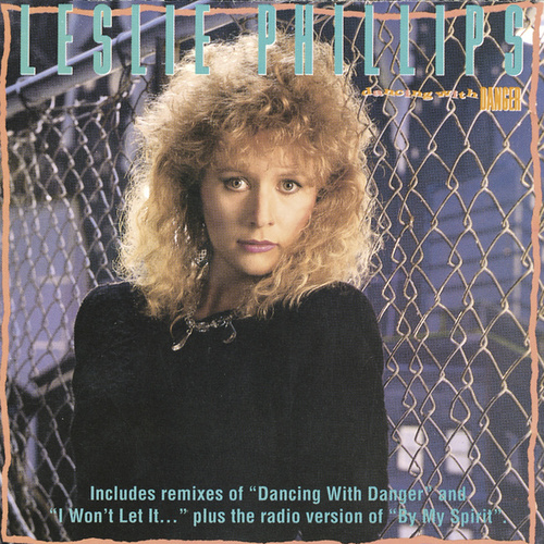 Dancing With Danger by Leslie Phillips