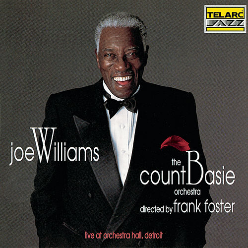 Live at Orchestra Hall, Detroit by Joe Williams