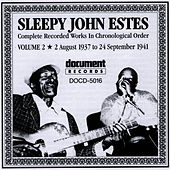 Sleepy John Estes Vol. 2 (1937 - 1941) by Sleepy John Estes