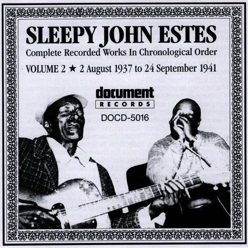 Sleepy John Estes Vol. 2 (1937 - 1941) by Sleepy John Estes