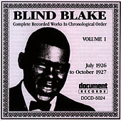 Blind Blake Vol. 1 (1926 - 1927) by Blind Blake
