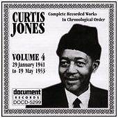 Curtis Jones Vol. 4 1941-1953 by Curtis Jones