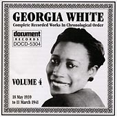 Georgia White Vol. 4 1939-1941 by Georgia White
