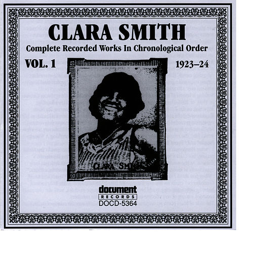 Clara Smith Vol. 1 (1923-1924) by Clara Smith