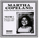 Martha Copeland Vol. 1 (1923-1927) by Martha Copeland