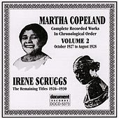 Martha Copeland Vol. 2 (1927-1928) by Martha Copeland