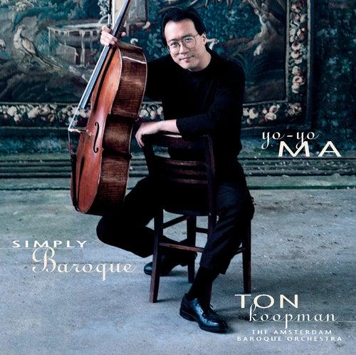 Simply Baroque by Yo-Yo Ma