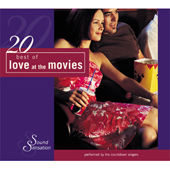 20 Best Of Love at the Movies by The Countdown Singers