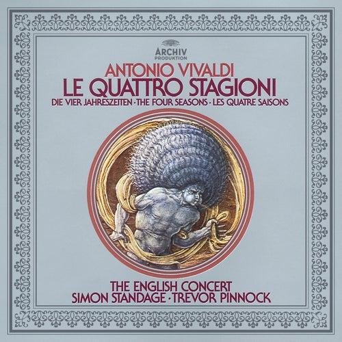 Vivaldi: Le quattro stagioni by Simon Standage