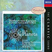 Elgar: Enigma Variations / Holst:The Planets by Various Artists