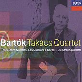 Bartók: The String Quartets by Takács Quartet