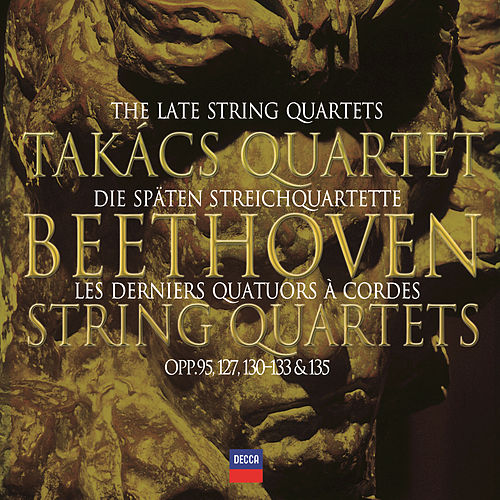 Beethoven: String Quartets Vol.3 by Takács Quartet