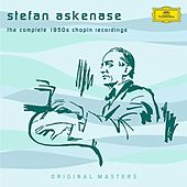 Complete 1950s Recordings on Deutsche Grammophon by Stefan Askenase
