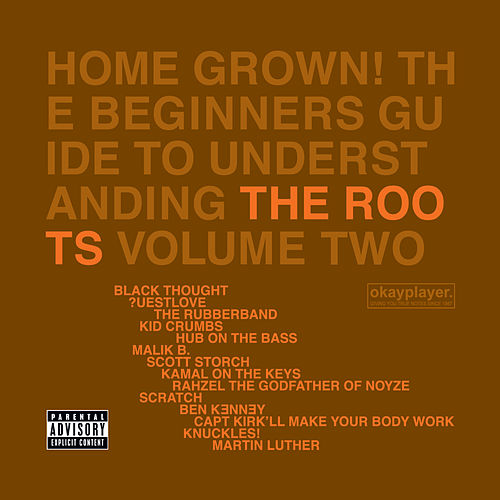 Home Grown! The Beginner's Guide To Understanding The Roots Volume 2 by The Roots