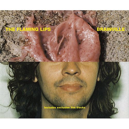 Brainville [Maxi-Single With Two Live Tracks] by The Flaming Lips