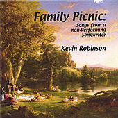 Family Picnic: Songs From A Non-performing Songwriter by Various Artists