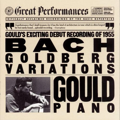 Bach:  Goldberg Variations, BWV 988 (1955 mono recording) by Glenn Gould