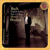 Bach: English Suites Nos. 1, 3 & 6 [Expanded Edition] by Murray Perahia