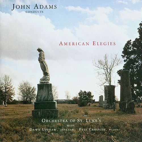 American Elegies by Various Artists