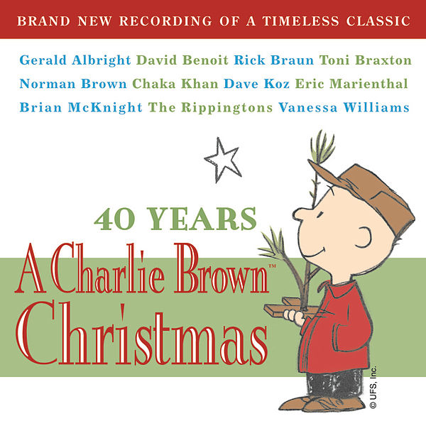 40 years a charlie brown christmas by various artists napster