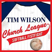 Church League Softball Fistfight by Tim Wilson