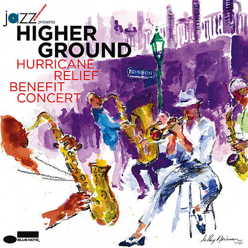 Higher Ground by Various Artists