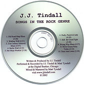 Songs in the Rock Genre by J.J. Tindall