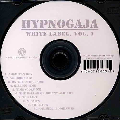 White Label, Vol. 1 by Hypnogaja