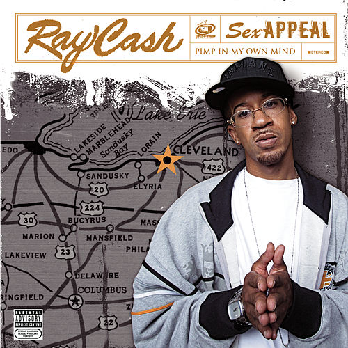 Sex Appeal (Pimp In My Own Mind)  (5 Pack) by Ray Cash