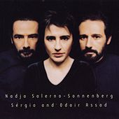 Classical Violin & Guitar Selections by Nadja Salerno-Sonnenberg