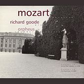 Mozart Concertos No. 18 In B-Flat Major, K. 456 And No. 20 In D Minor, K. 466 by Richard Goode