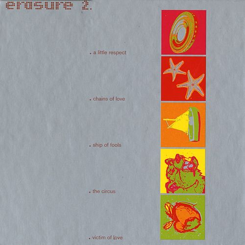 Erasure 2 by Erasure