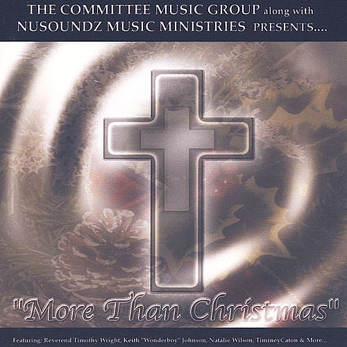 More Than Christmas by Various Artists