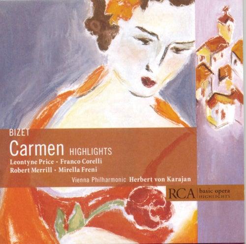 Bizet: Carmen Highlights (RCA) by Georges Bizet