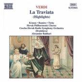 La Traviata (Highlights) von Giuseppe Verdi
