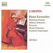 Piano Favourites by Frederic Chopin