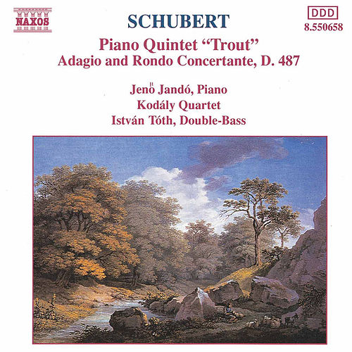 Trout Quintet by Franz Schubert
