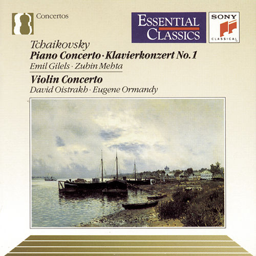 Tchaikovsky: Piano Concerto No. 1 & Violin Concerto by Various Artists