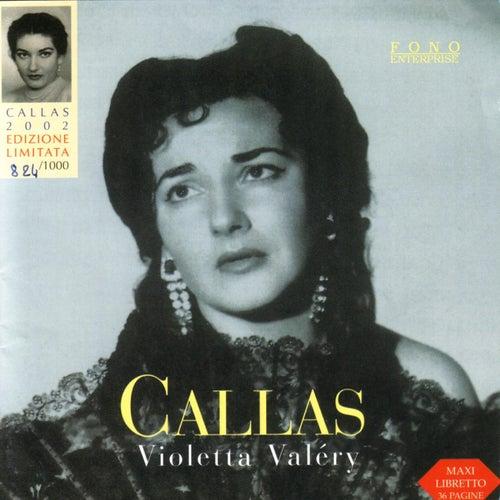 Violetta Valery by Maria Callas