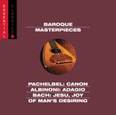 Pachelbel: Canon; Albinoni: Adagio; Bach: Jesu, Joy of Man's Desiring; more von Various Artists