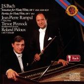 Bach: Flute Partita & Sonatas by Jean-Pierre Rampal