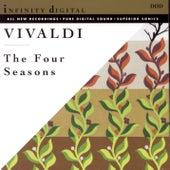 Vivaldi: The Four Seasons; Violin Concertos RV. 522, 565, 516 by Alexander Titov