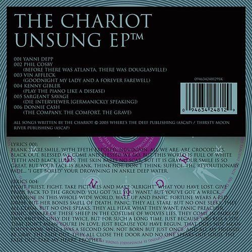 Unsung by The Chariot