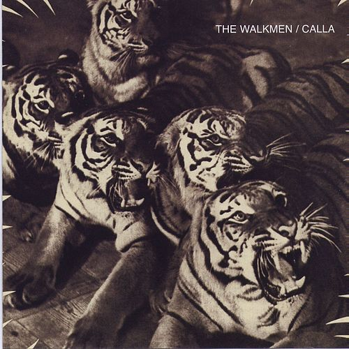 Split Lp/cd by The Walkmen